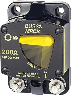 VCB200 12V Boat Trolling Motor 200A Resettable Fuse Circuit Breaker WEATHERPROOF