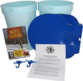 plastic maple syrup buckets