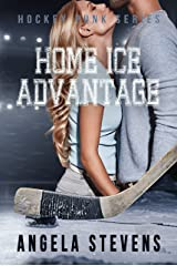 Home Ice Advantage: A Friends to Lovers Romance (Hockey Punk Series Book 5) Kindle Edition