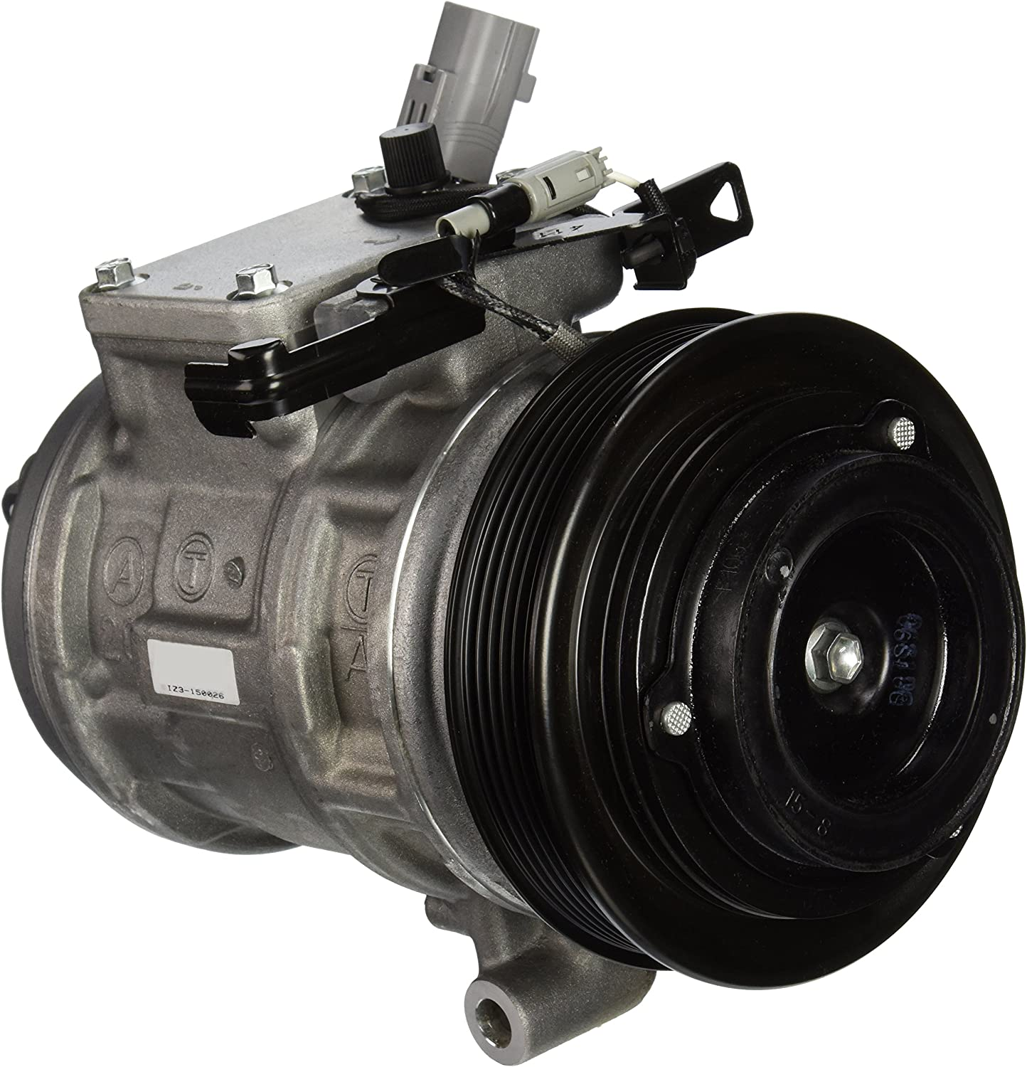 Denso 471-1150 Gorgeous New Clutch with Compressor Ranking TOP20