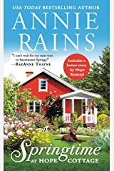 Springtime at Hope Cottage: Includes a bonus short story (Sweetwater Springs Book 2) Kindle Edition