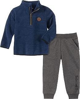 Timberland Boys' 2 Pieces Pullover Pants Set