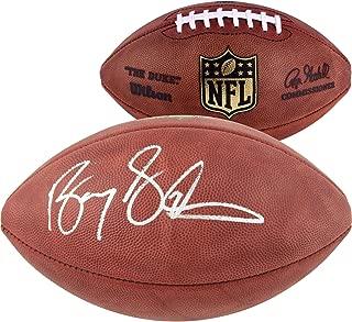 Barry Sanders Detroit Lions Autographed Duke Football - Fanatics Authentic Certified - Autographed Footballs
