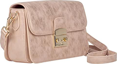 LoQui Listen Grace Crossbody Bag (Multi Color)