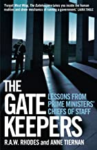 The Gatekeepers: Lessons from prime ministers' chiefs of staff