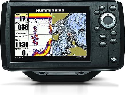 Fishfinder Marine GPS Chart Plotters | Amazon com