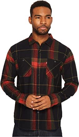 Levi's® - Denhall Long Sleeve Flannel Shirt