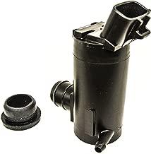 Windshield Washer Pump with Grommet fits - Toyota Camry Corolla Echo Land Cruiser Matrix Sienna Solara - Lexus IS300 LS400 LS430 LX470 - GO1011