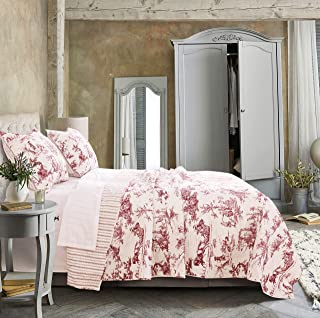 Best red toile bedding Reviews