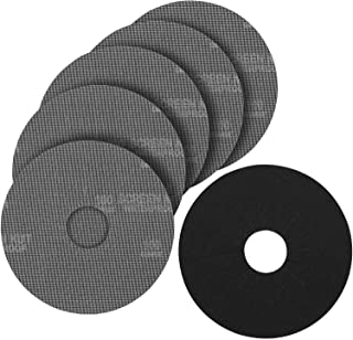 PORTER-CABLE 79150-5 150 Grit Hook and Loop Drywall Sander Pad and Discs (5-Pack)