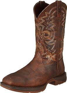 حذاء برقبة غربي للرجال من Durango بطول 27.94 سم صلب DB4343
