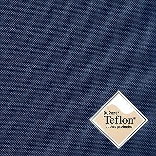 Breaker Teflon® - Tela repelente al agua - A prueba de viento - Muy robusta (color azul oscuro) (por metro)