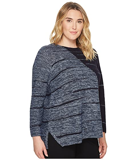 Plus Size Top Reflections New NIC ZOE qwxPRT7xY