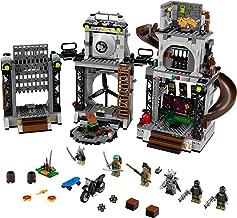 LEGO Teenage Mutant Ninja Turtles Lair Invasion (79117)