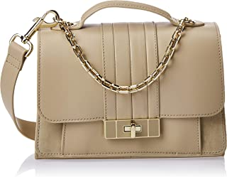 Tommy Hilfiger Th Chic Leather Crossover - Bolso bandolera Mujer