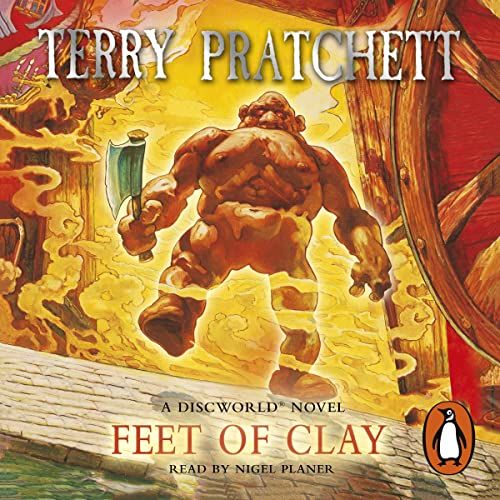 Feet of Clay: Discworld, Book 19