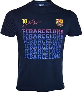 623ec528b830b T-shirt Lionel Messi - N°10 - Barça - Collection officielle FC BARCELONE