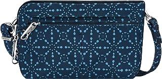 Travelon Anti-Theft Classic Convertible Crossbody and Waistpack (GEO Tile)