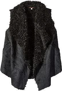 cheap faux fur vest sale