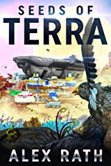 Seeds of Terra (The Terran Space Project Book 1) Kindle Edition