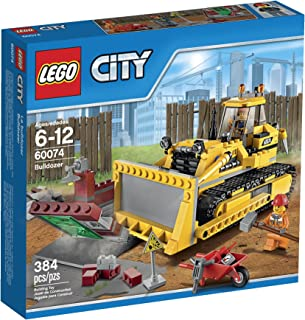 LEGO City Demolition Bulldozer (60074)