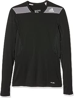 adidas Junior Techfit Long Sleeve Top