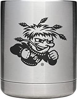 YETI Officially Licensed Collegiate Series Rambler, 10oz Lowball with Lid