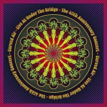 CURVED AIR - Live At Under The Bridge: The 45th Anniversary Concert (2019) LEAK ALBUM