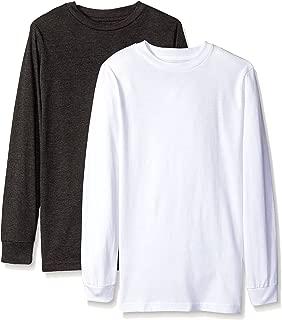 Boys' 2 Pack: Long Sleeve Jersey T-Shirts