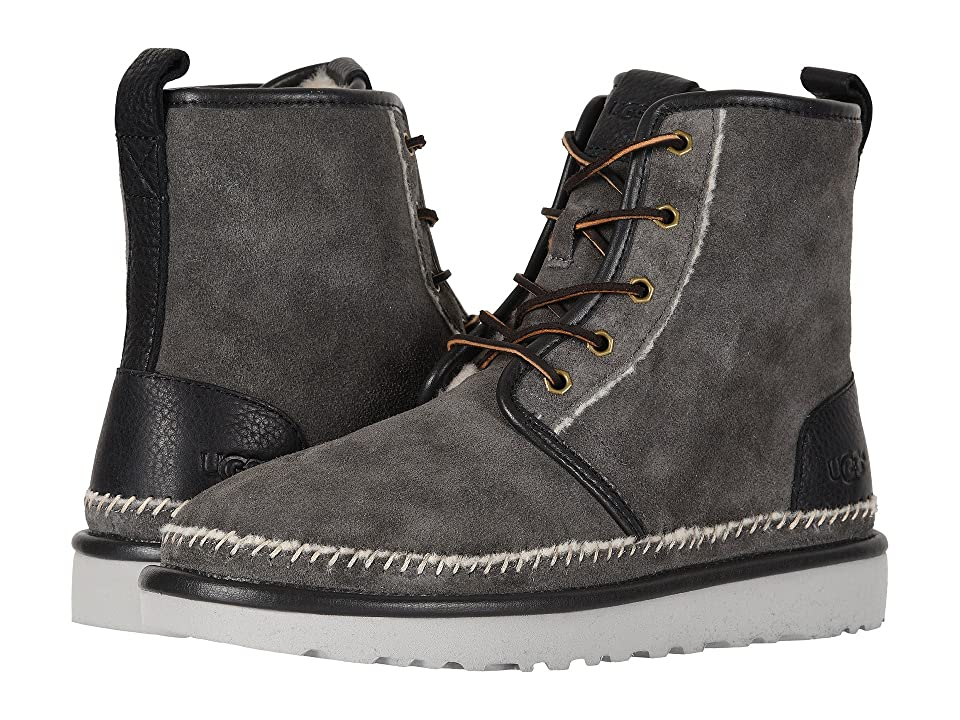UGG Harkley Stitch (Dark Grey) Men