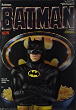 Batman cereal,with toy batman bank.