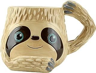 Boston Warehouse 48506 Mug, Slow Sloth