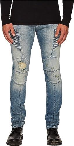 Pierre Balmain - Biker Jeans