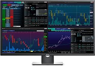 Dell Multi-Client Monitor P4317Q - 43-inch Ultra 4K 3840 x 2160, DisplayPort HDMI USB 3.0 RS232 (Renewed)