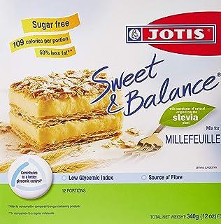 Jotis Sweet & Balance Millefeuille, 340 gm