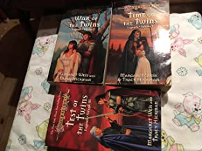 DRAGONLANCE LEGENDS - Book (1) One: Time of the Twins; Book (2) Two: War of the Twins; Book (3) Three: Test of the Twins (...