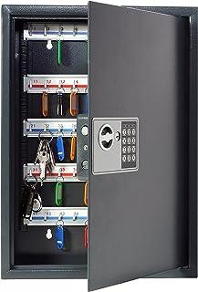Pavo 8033911 - Caja para llaves de alta seguridad (capacidad