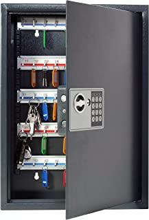 PAVO 8033911 Placard à clés haute sécurité pour 50clés
