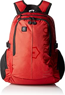 Victorinox Vx Sport Pilot Laptop Backpack, Red/Black Logo (red) - 311052