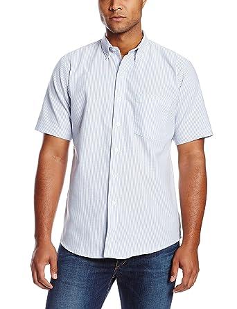 Dickies SS46BS - Camisa de manga corta para hombre, poliéster ...