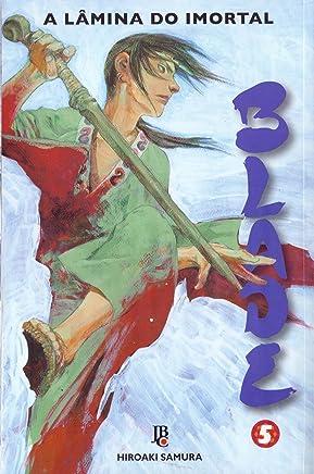 Blade. A Lâmina do Imortal - Volume 5