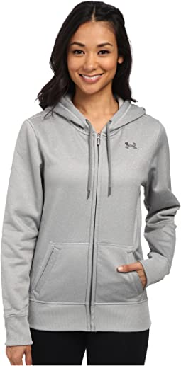 UA Storm Armour® Fleece Full-Zip Hoodie