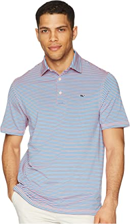 Kennedy Stripe Sankaty Polo