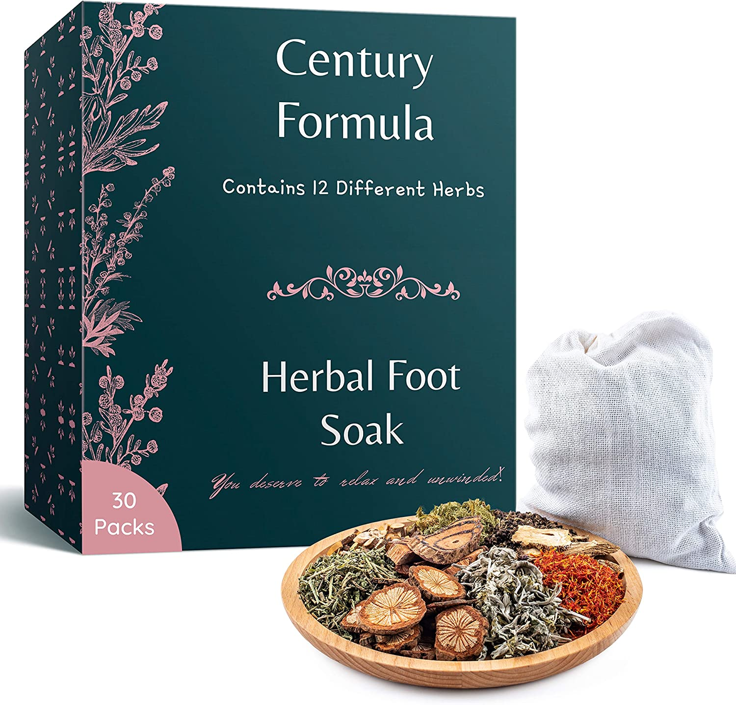 Finally resale start Herbal Today's only Detox Foot Soak- Traditional Chinese W Medicine Herb