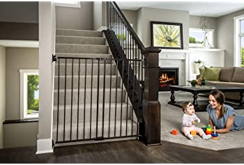 exceptional wrought iron stair railings interior 14 nice.htm explore black metal baby gates for stairs amazon com  black metal baby gates for stairs