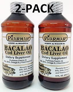 aceite de higado de bacalao liquido
