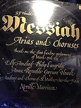 Handel's Messiah (Arias and Choruses)