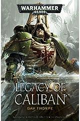 Legacy of Caliban Kindle Edition