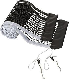 Donic-Schildkröt Ersatz-Netz für Tischtennisplatten, Nylon, 1,83m, Schwarz