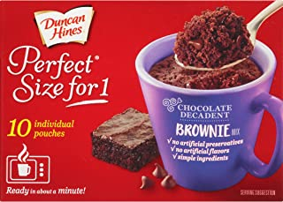 duncan hines moist chocolate cake mix